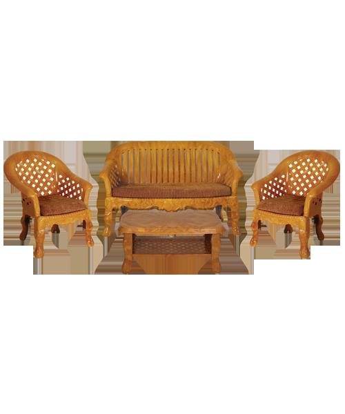 Sofa Set (4 Pc's)