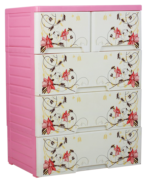 Deluxe Wardrobe (4 Drawer)