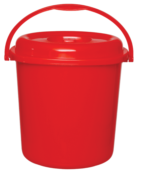 Square Lid Bucket