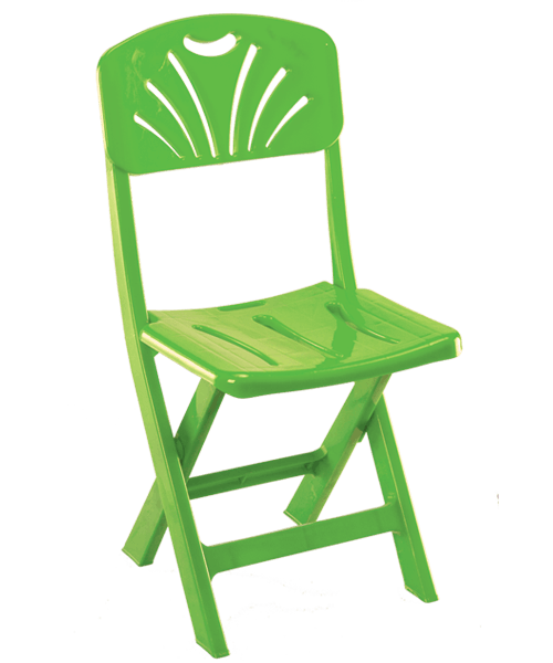 Folding Casual Chair (Green)