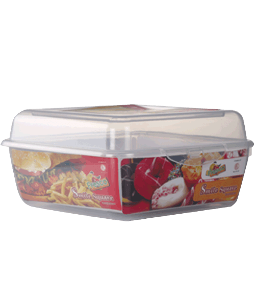 Smile RTG High Container