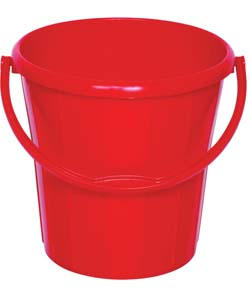 Red Super Bucket