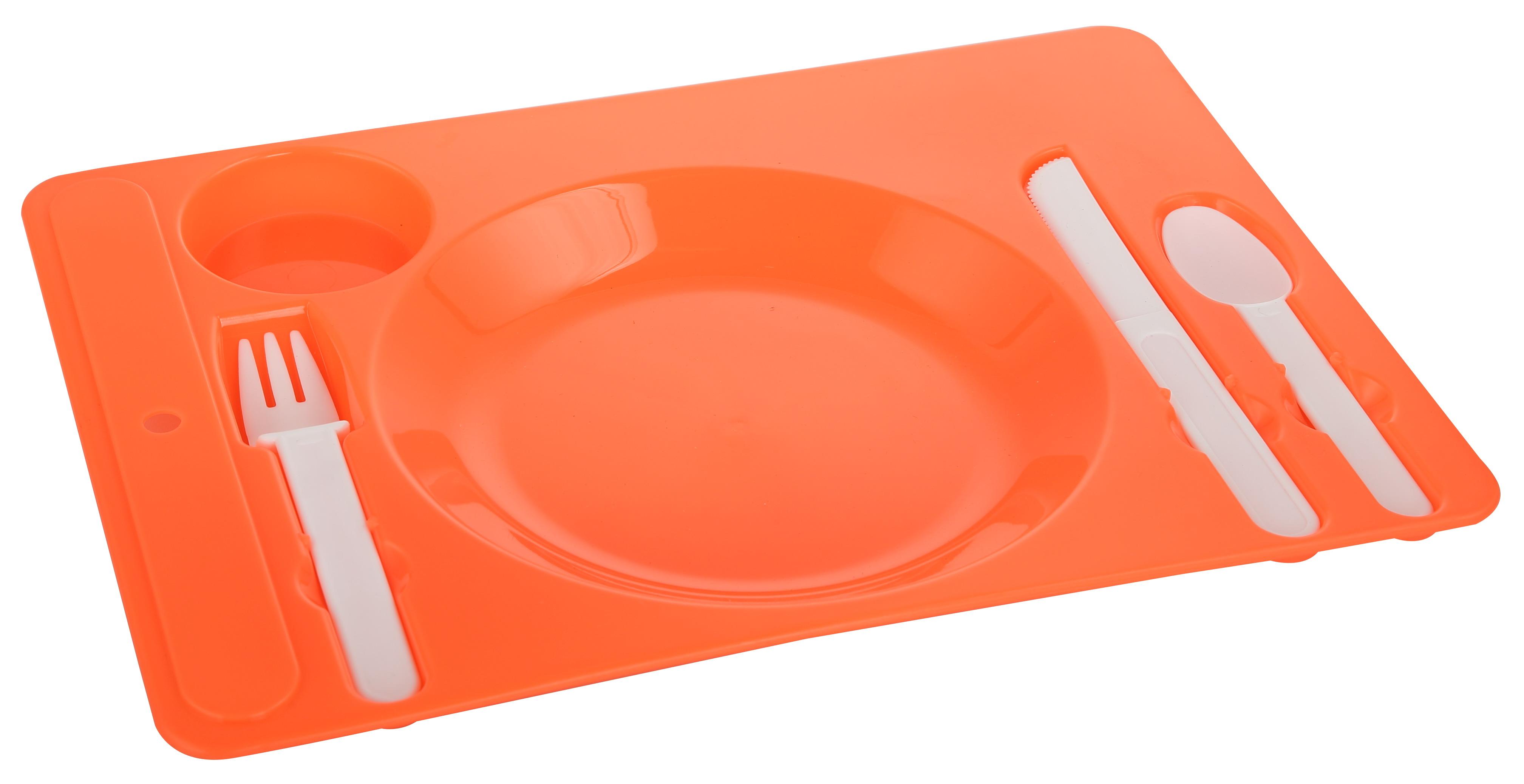 Kids Dish Tray Set