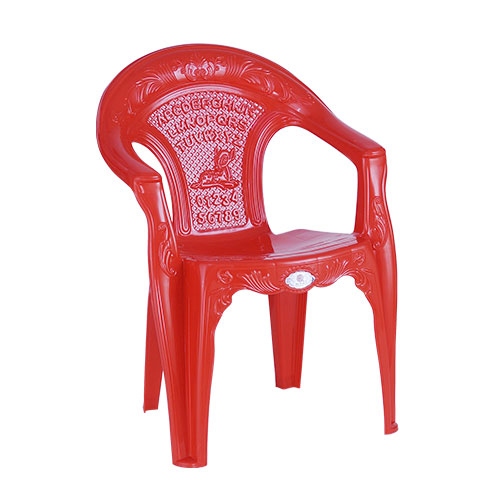 ABC Baby Chair (Red)