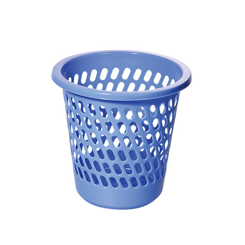 Paper Basket Blue