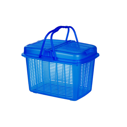 Picnic Basket Blue