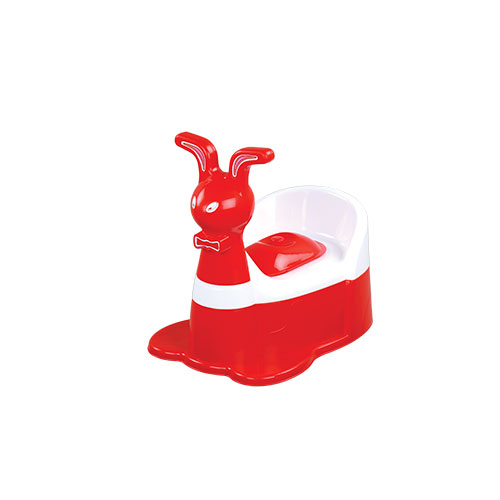 Premium Baby Potty Red