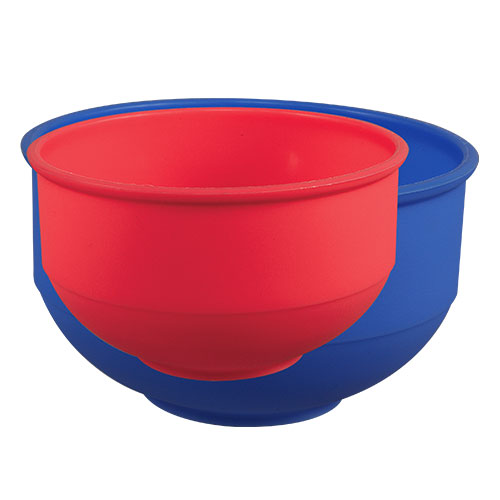 Soup Bowl Red