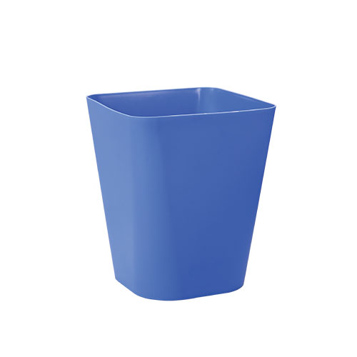 Square Paper Basket Blue