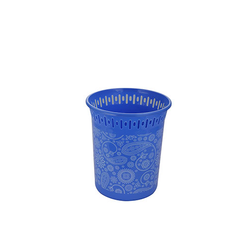 Sunflower Paper Basket Blue