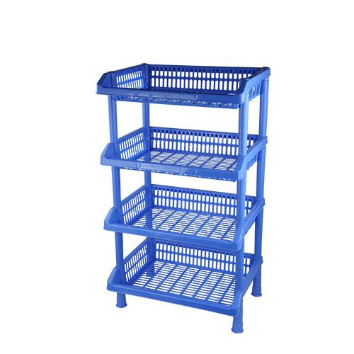 4 Step Super Rack SM Blue