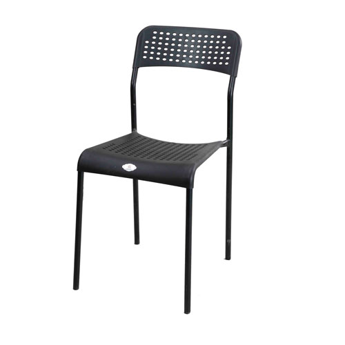 Royal Rok Chair – Black