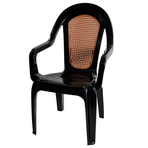 Royal Chair Black Rfl