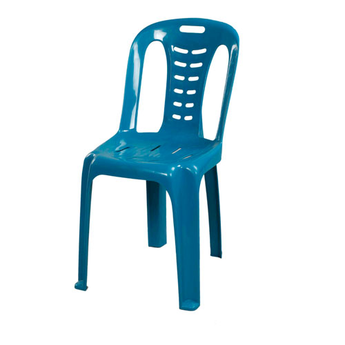 Chair Dining Deluxe (Spiral) -Tulip Green