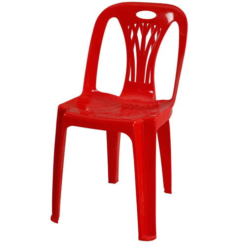 Dining Super Chair (Tree) – Red