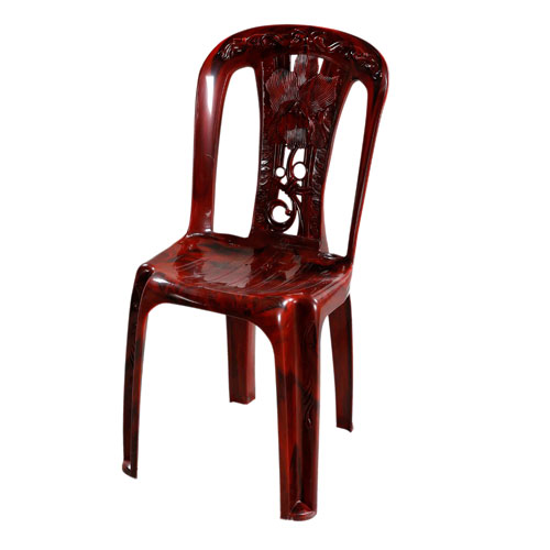 Slim Chair (Stick Flower) – Rose Wood