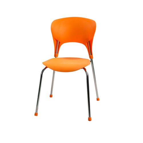 Stelo Smart Chair – Orange