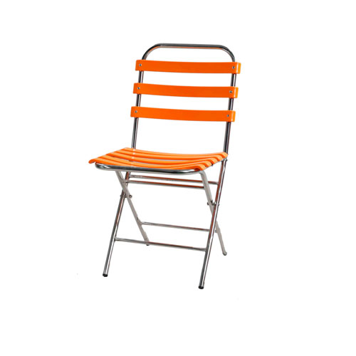 Stelo Casual Chair – Orange
