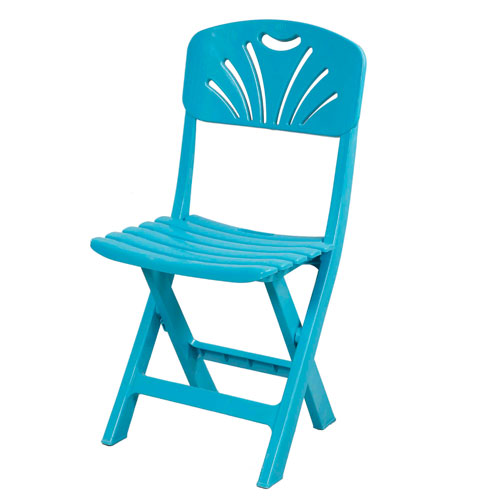 Folding Casual Chair (Tulip-Bar-Turk Green)