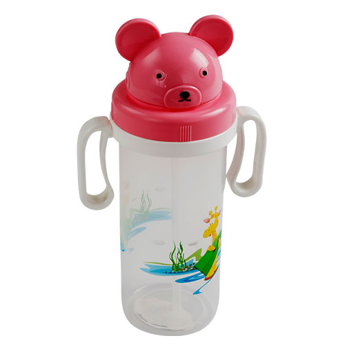 Cute Water Bottle Trans