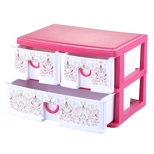 Deluxe Organizer Pink
