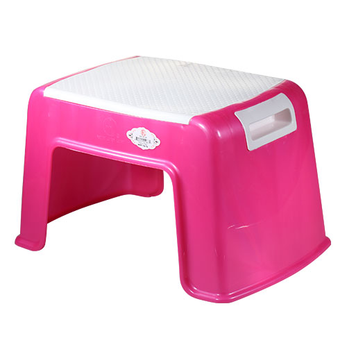 Fancy Stool Pink