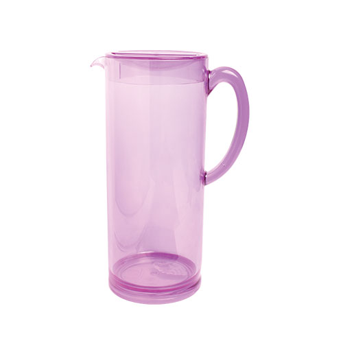 Juice Jug Trans Purple 1.6L