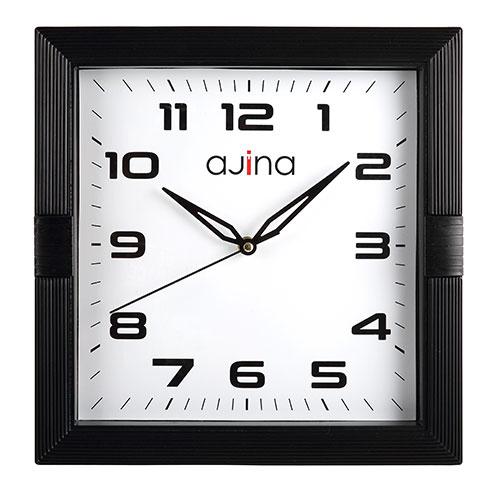 Kito Wall Clock Black