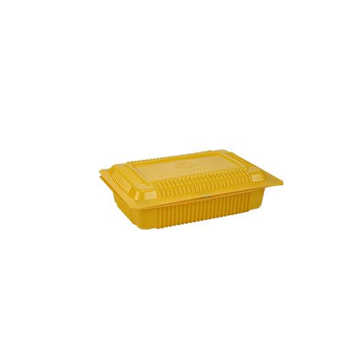 Lunch Box without Lock(M) 50 Pcs set