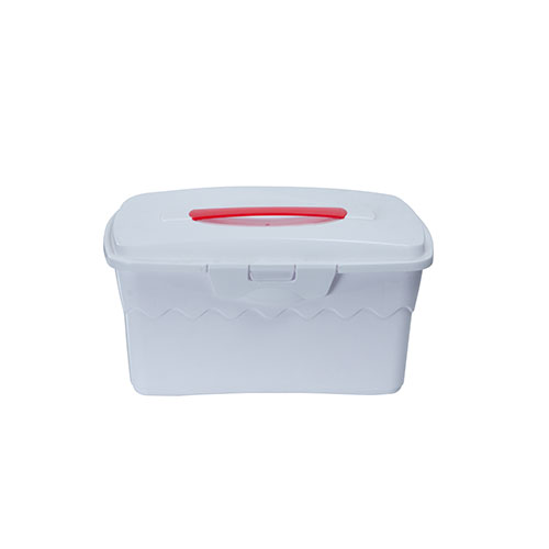 Medicine Storage Box Universal White