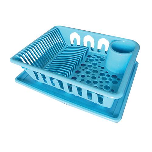 Modern Dish Rack SM Blue