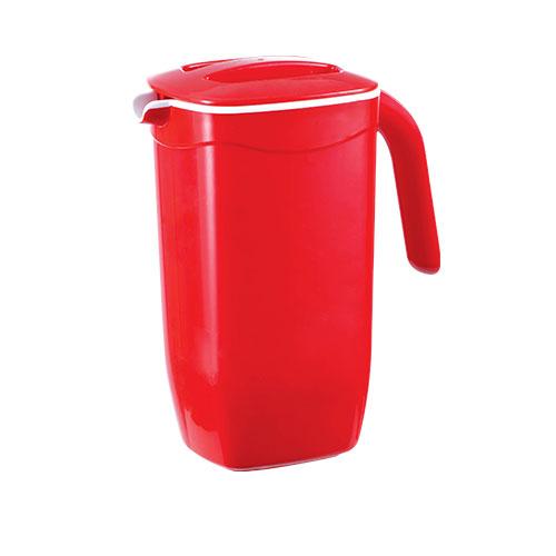 Nirva Jug Trans Red 1.5L