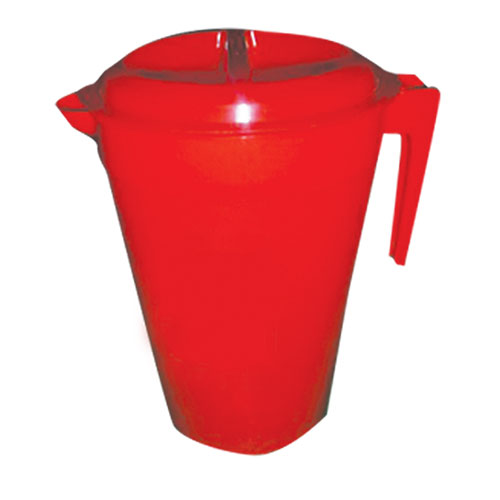 Ring Jug 2L Red