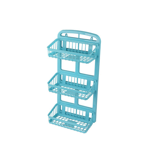 Roman Wall Rack Light Blue