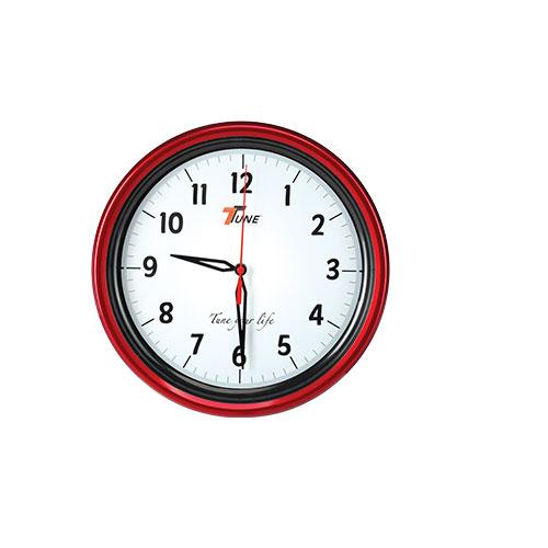 Royal Tune Wall Clock 1 Red