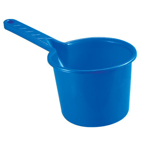 Straight Handle mug 1.5L Blue