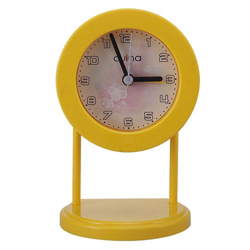 Sweet Time Clock Yellow