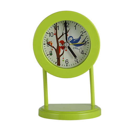 Sweet Time Table Clock Green
