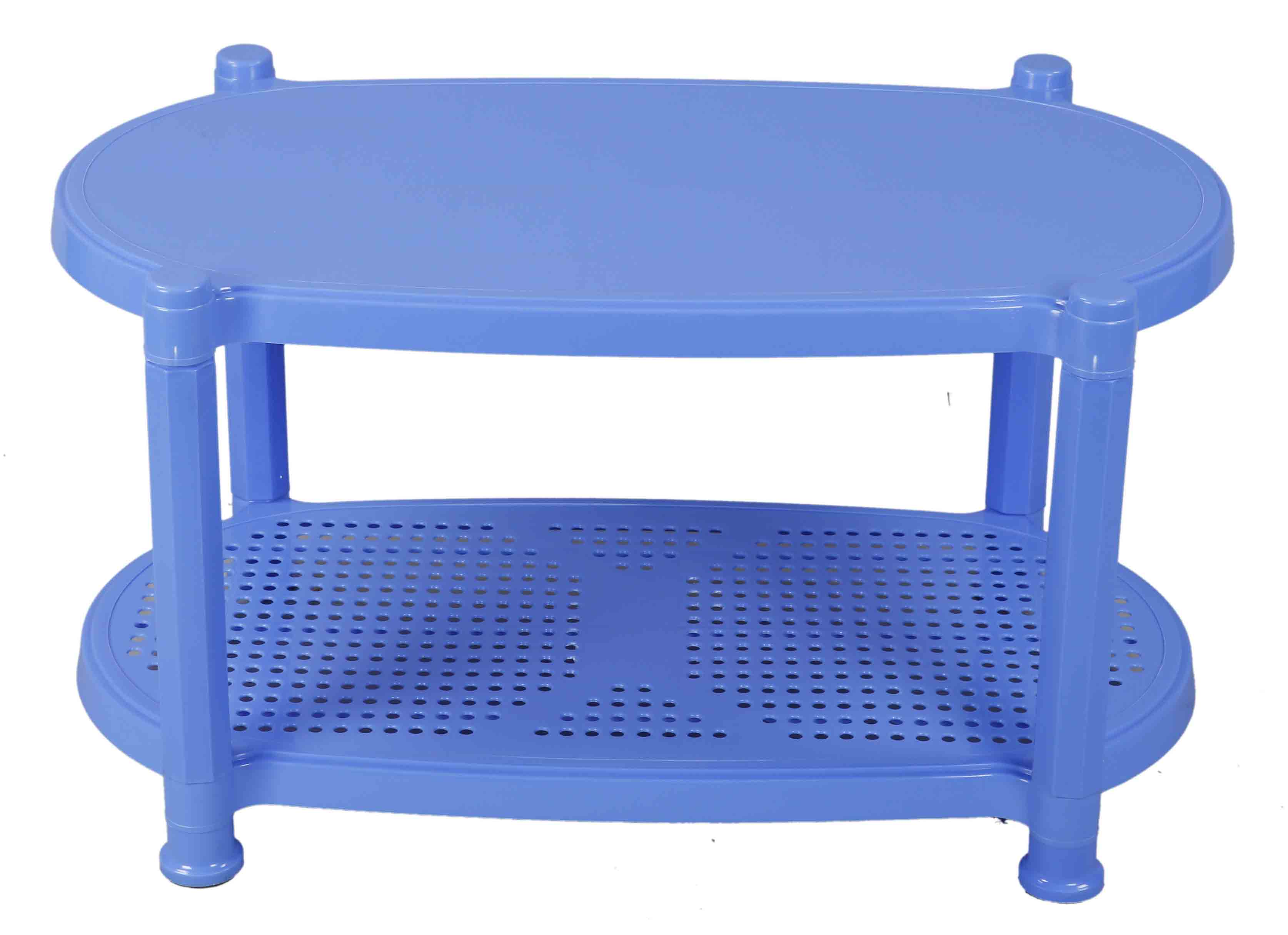 Tea Table With Stopper-SM Blue