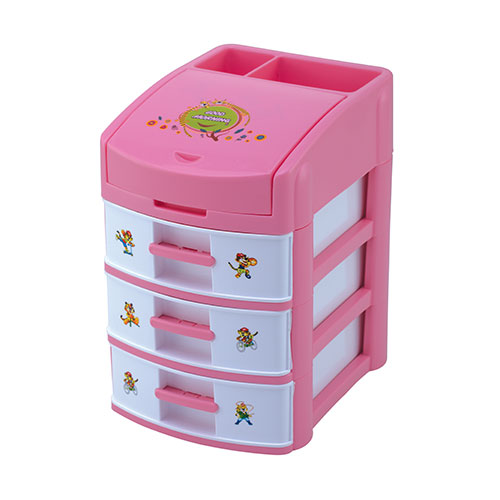 Tomi Organizer Light Pink