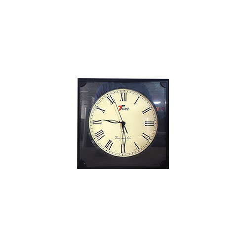 Tune SQ Panama Wall Clock Black