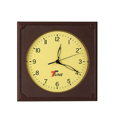 Tune SQ Panama Wall Clock Brown