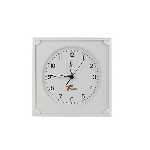 Tune SQ Panama Wall Clock White