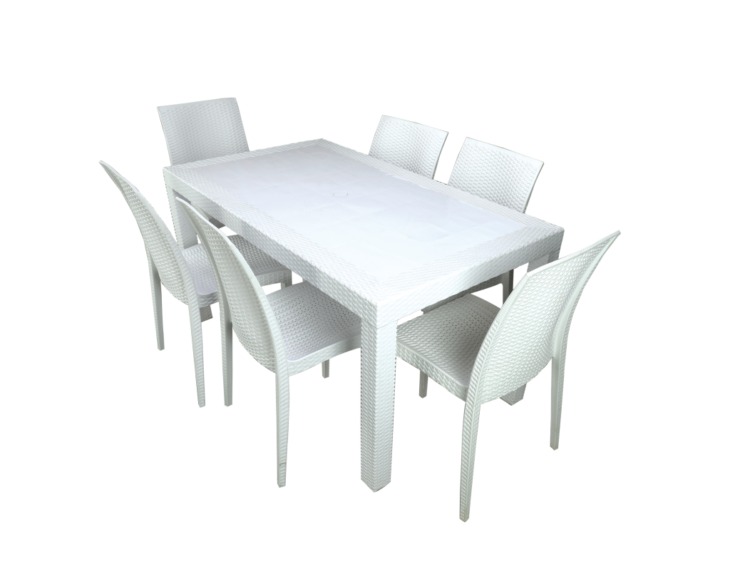 White Dining Table Rfl
