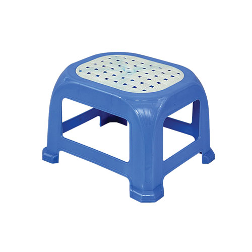 Medium Net Stool Mid SM Blue