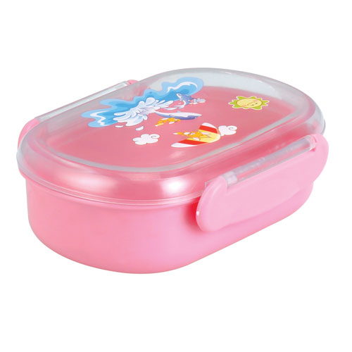 Single Tiffin Box-Pink