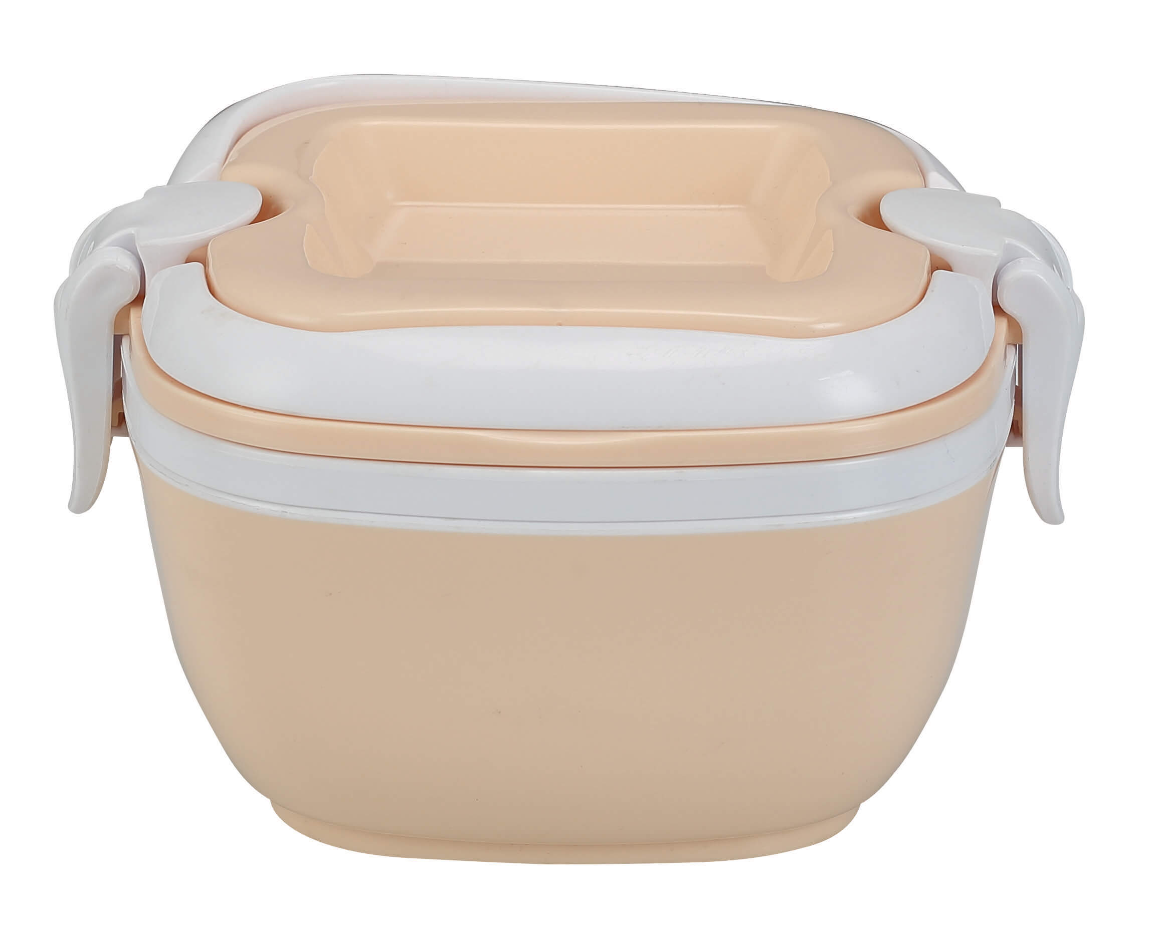 Sysco Tiffin Box-SQ One Bati-Cream