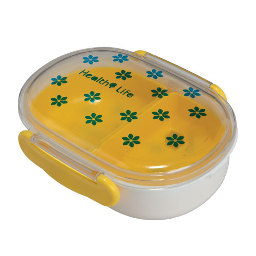 Tiny Tiffin Box-Yellow