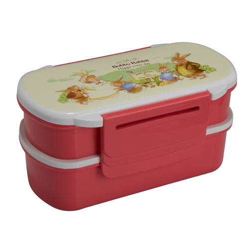 Two Part Tiffin Box-Pearl Pink