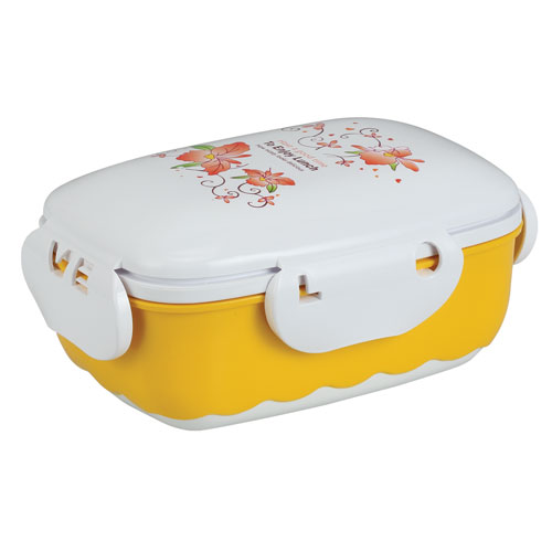 Venus RTG Tiffin Box-Yellow